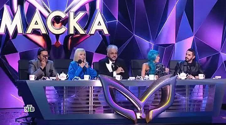 Маска 2 сезон 10 выпуск / серия на НТВ